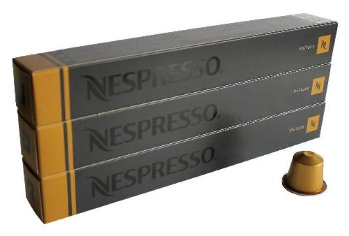 Какие капсулы подходят для Неспрессо