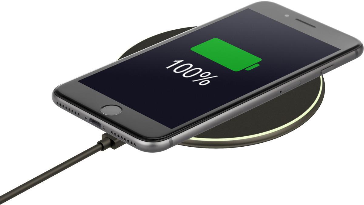 Как заряжать телефон беспроводной зарядкой