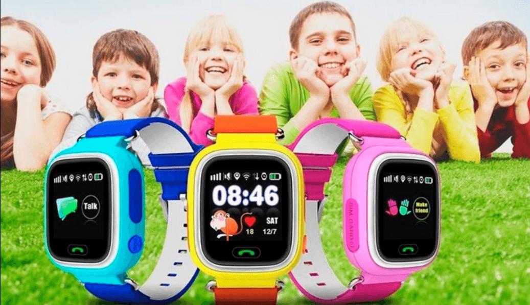 Лучшие часы-телефон для детей