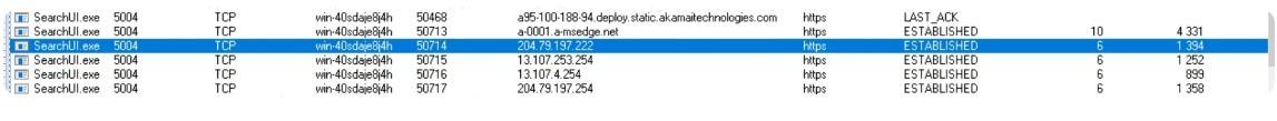 Загадочный файл SearchUI.exe есть на всех Виндос 10 - оказывается, идет постоянная отправка данных в США
