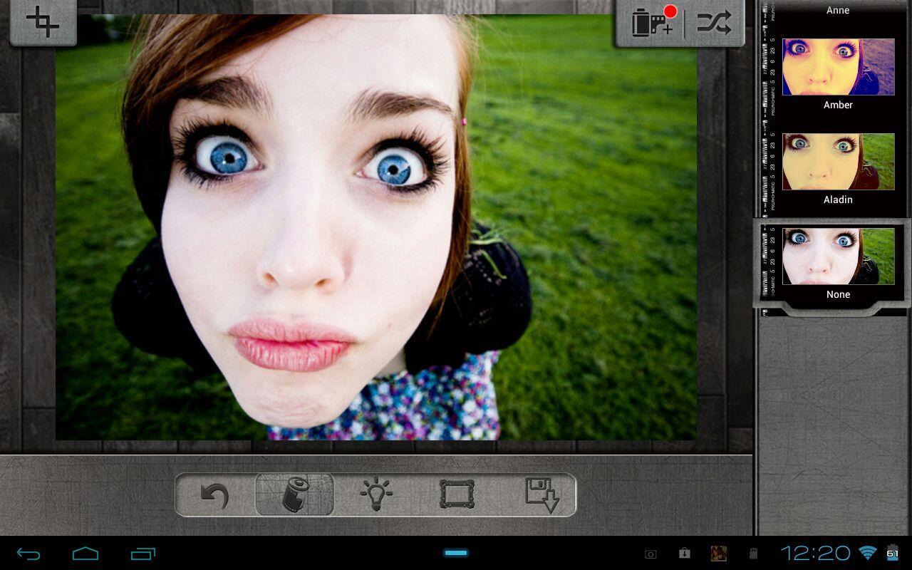 Приложения для редактирования фото