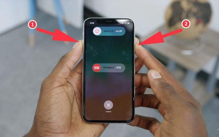 Как отключить Айфон 11
