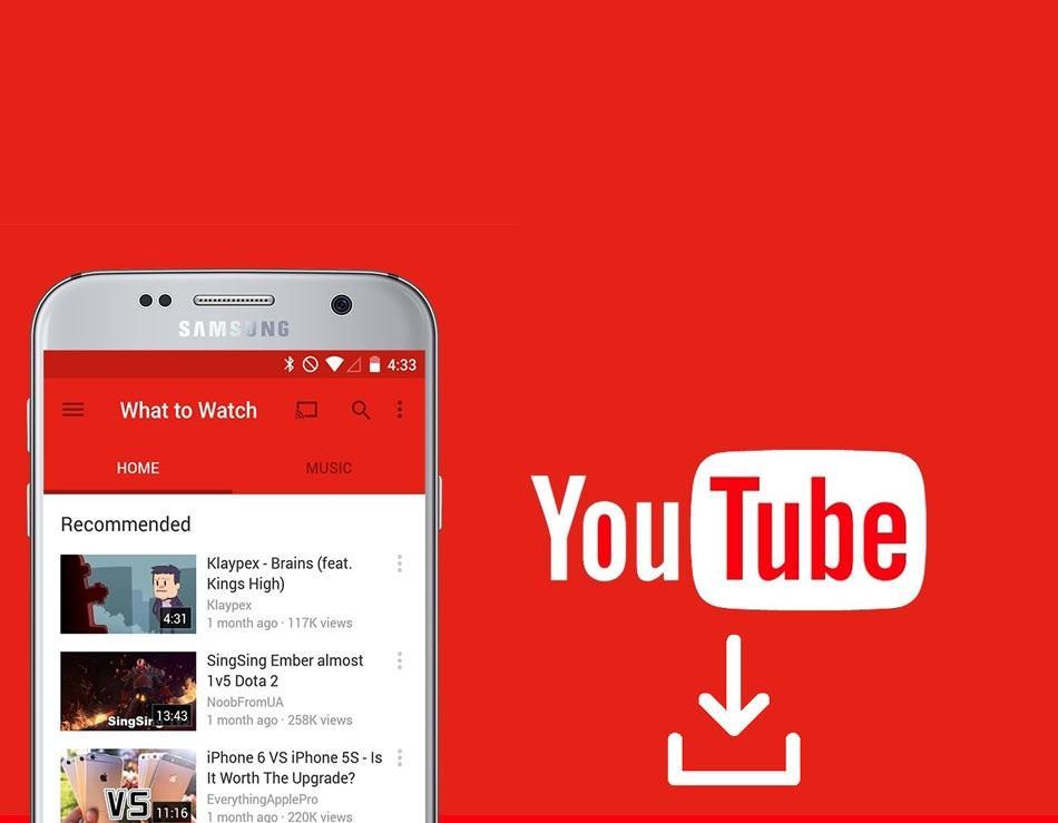 Как сохранить видео с Ютуб