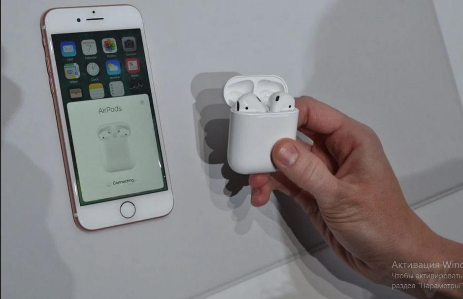 Как проверить заряд Airpods на iPhone