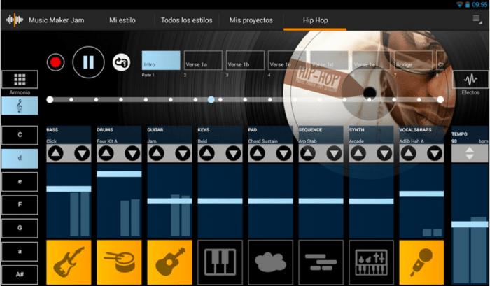 Как делать музыку на Андроид