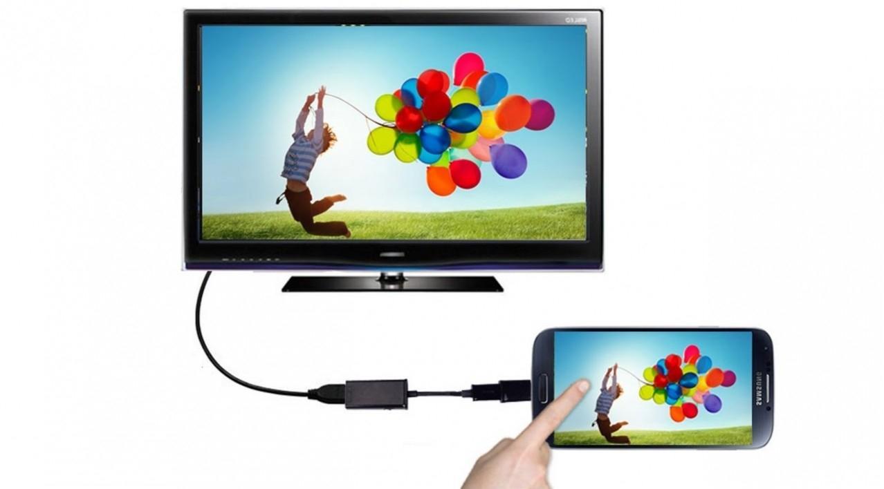 Как подключить телефон к телевизору Sony