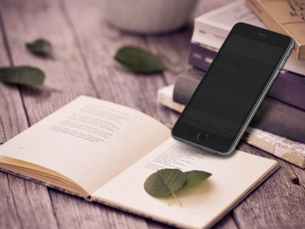 Как читать книги на Айфоне
