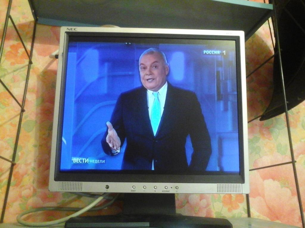 Телевизор из ЖК монитора своими руками