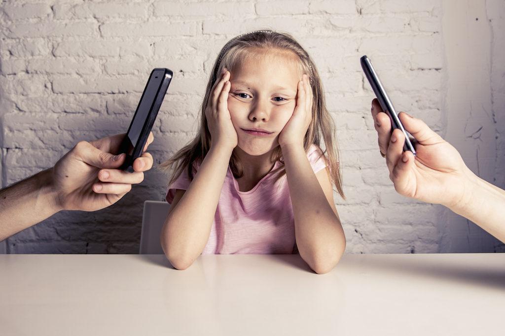 Родительский контроль на Андроид телефон