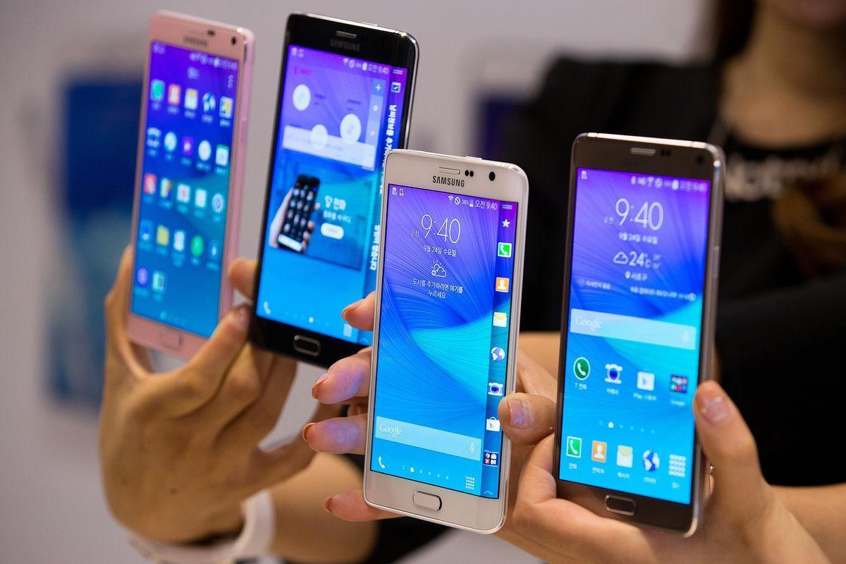 Самый дорогой телефон Samsung
