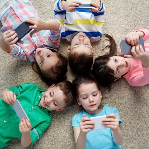 Зависимость детей от гаджетов