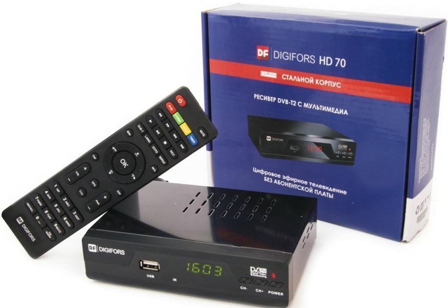 Приставки для цифрового телевидения — как выбрать
