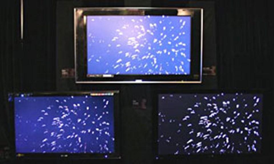 Какая яркость должна быть у телевизора