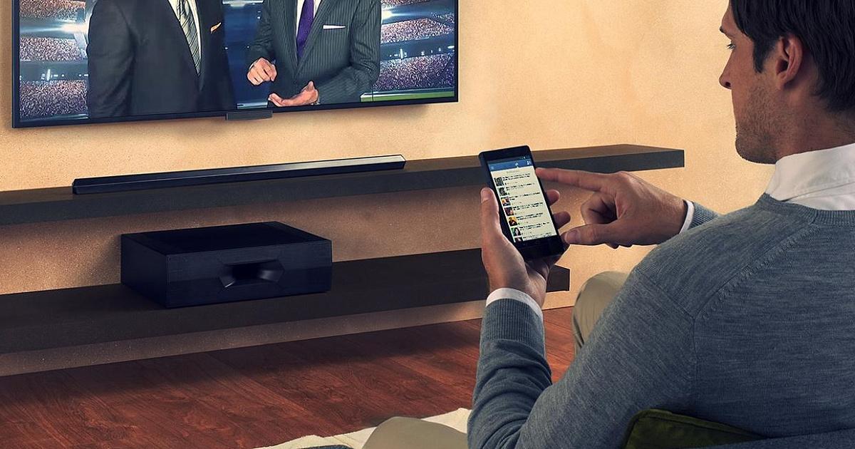 Как подключить телефон к телевизору Samsung
