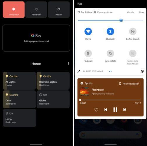 обновление Android 11