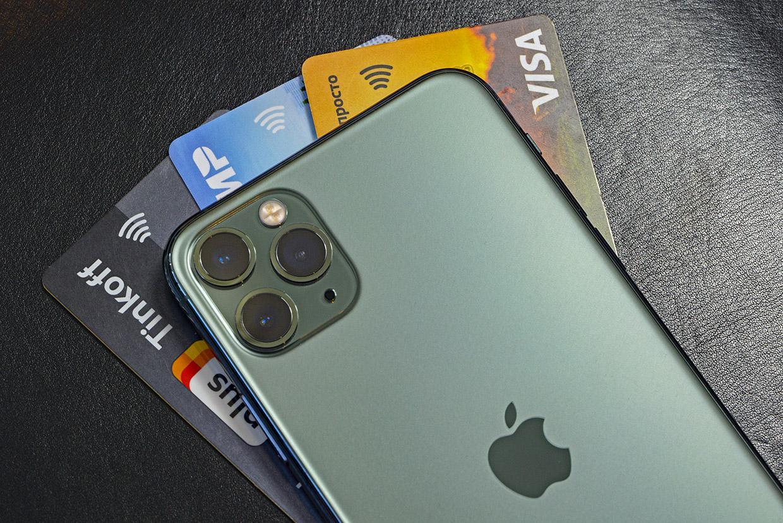 Как убрать платежную информацию на Айфоне