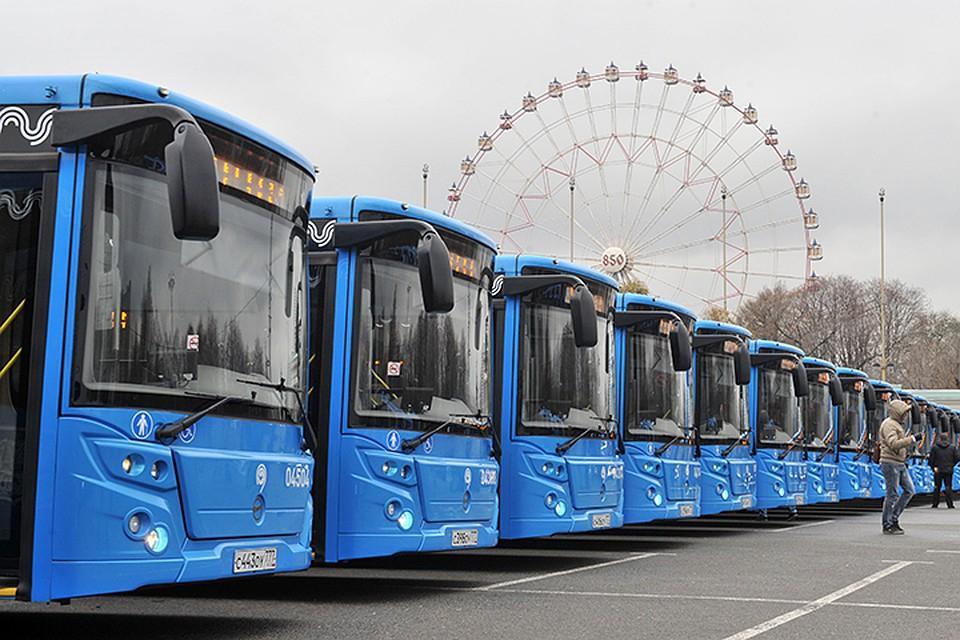 Россиянам стало доступно расписание общественного транспорта на месяц вперед
