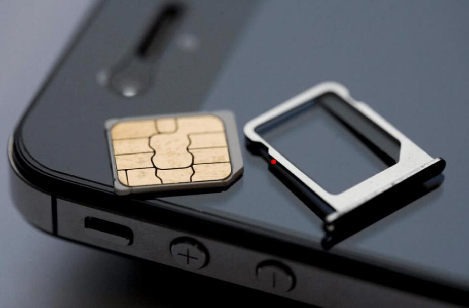 Как вставить сим-карту в Айфон
