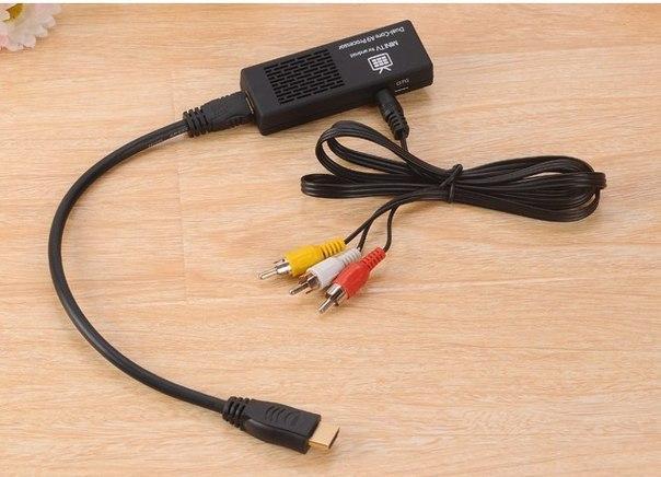 Как подключить телефон к старому телевизору