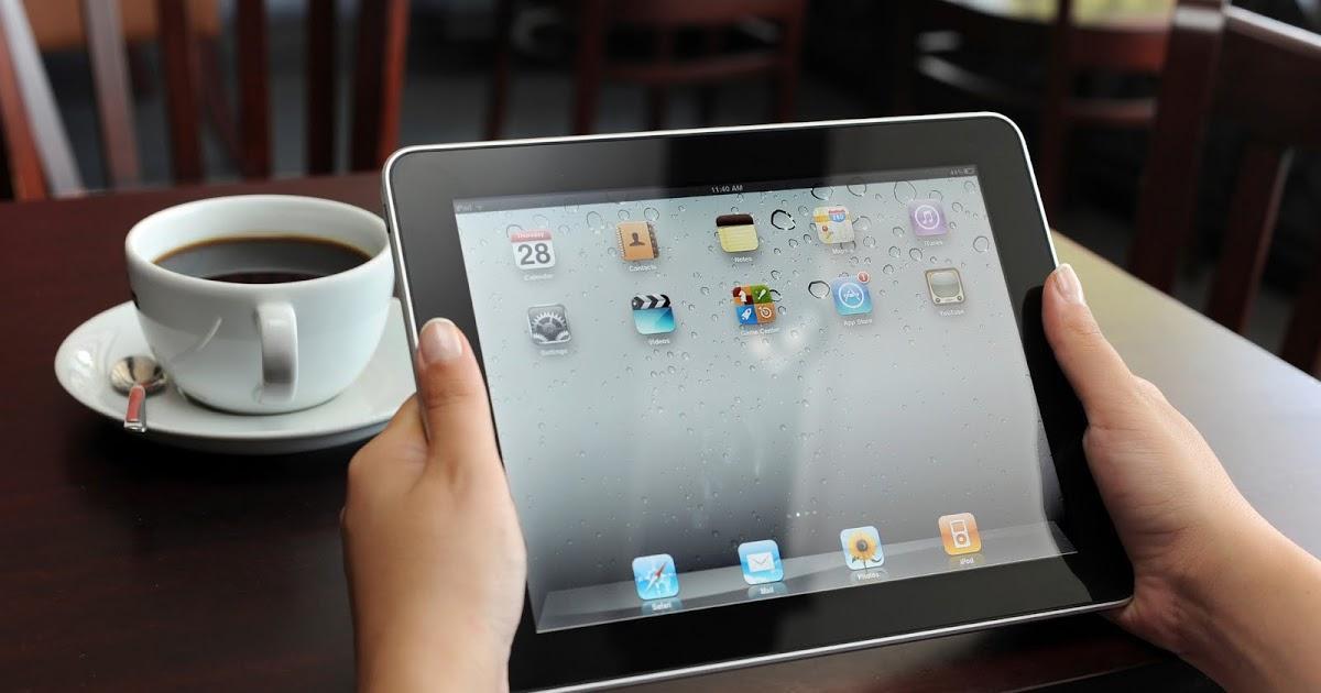 Как восстановить iPad