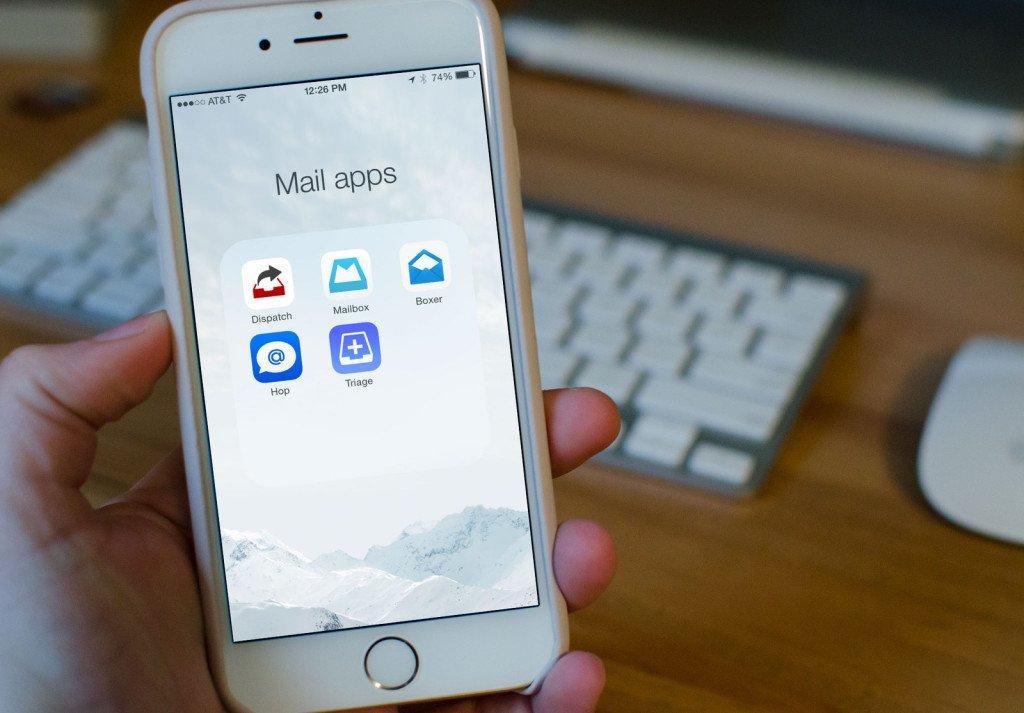 Как очистить почту на Айфоне