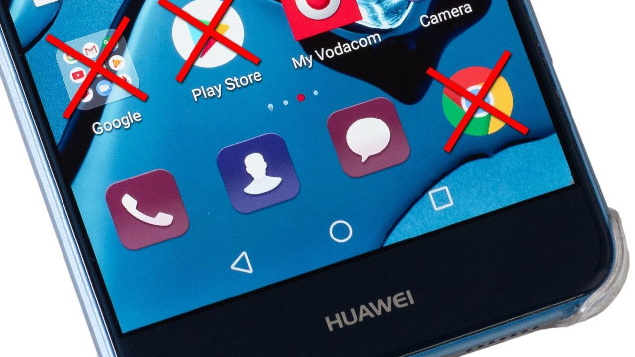 Как работают смартфоны HUAWEI без Гугла
