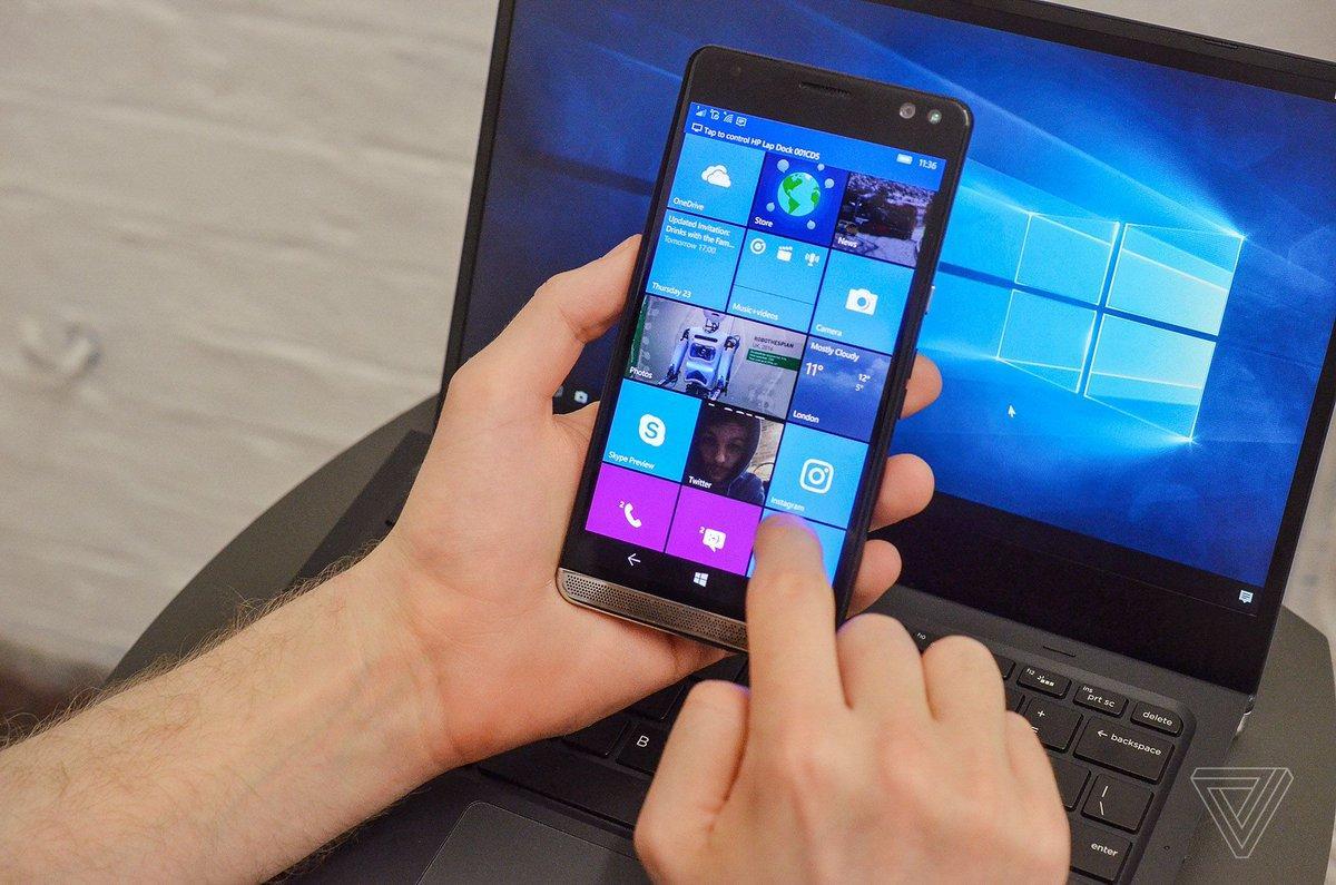 Как установить Windows с телефона