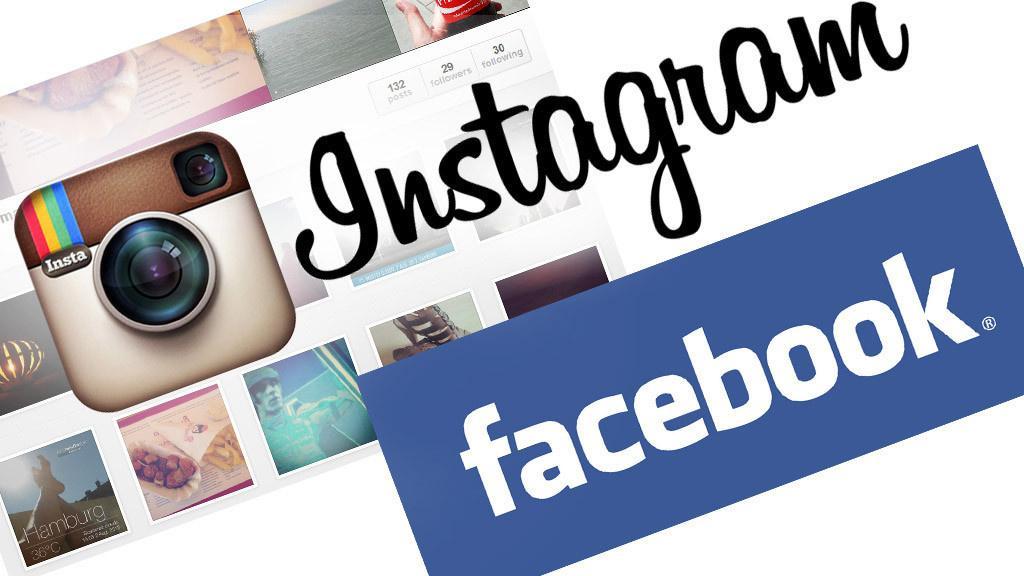 Как связать Инстаграм с Фейсбуком через телефон
