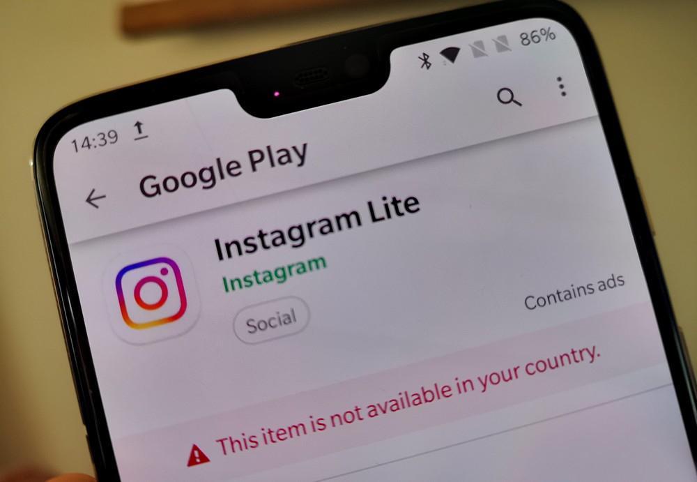 Instagram Lite — как скачать