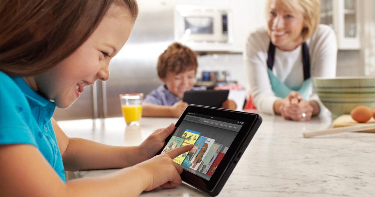 Стартовали продажи планшета Huawei со встроенным детским режимом и LTE – цена копеечная