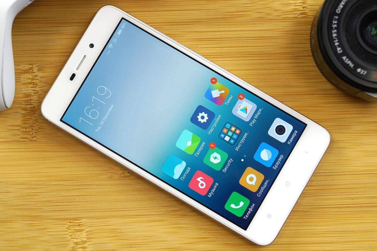 Как поменять шрифт на телефоне Xiaomi