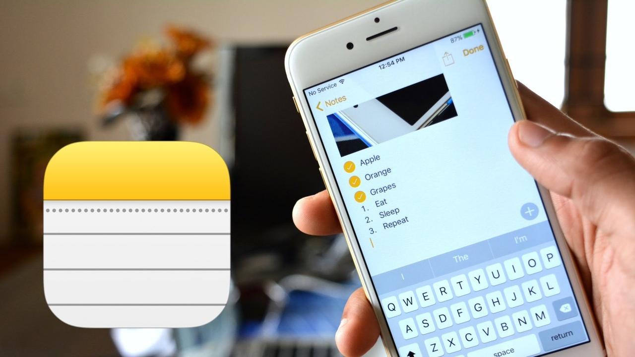 Как перенести заметки с iPhone на iPhone
