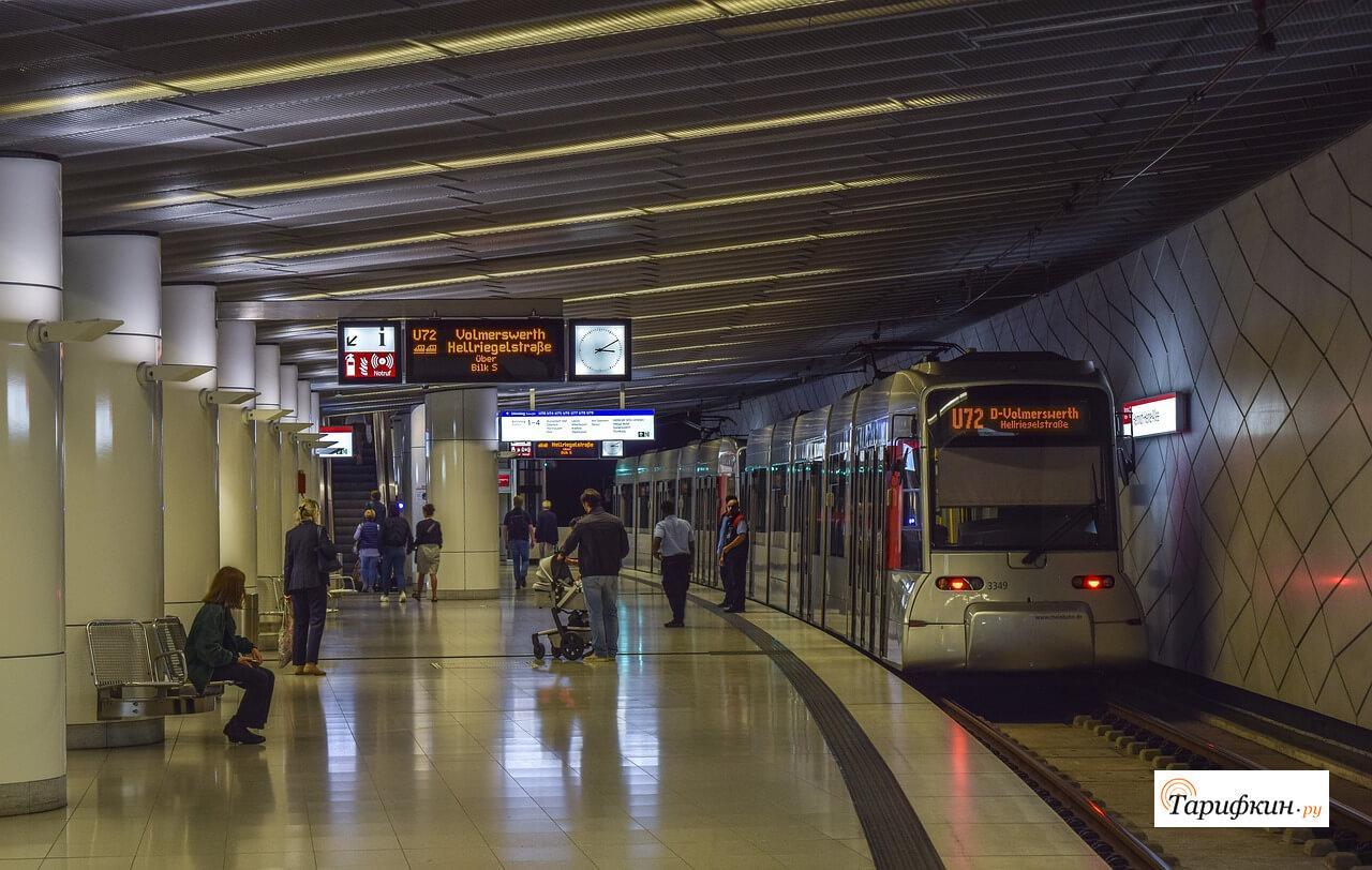 Теле2 появился в туннелях московского метро