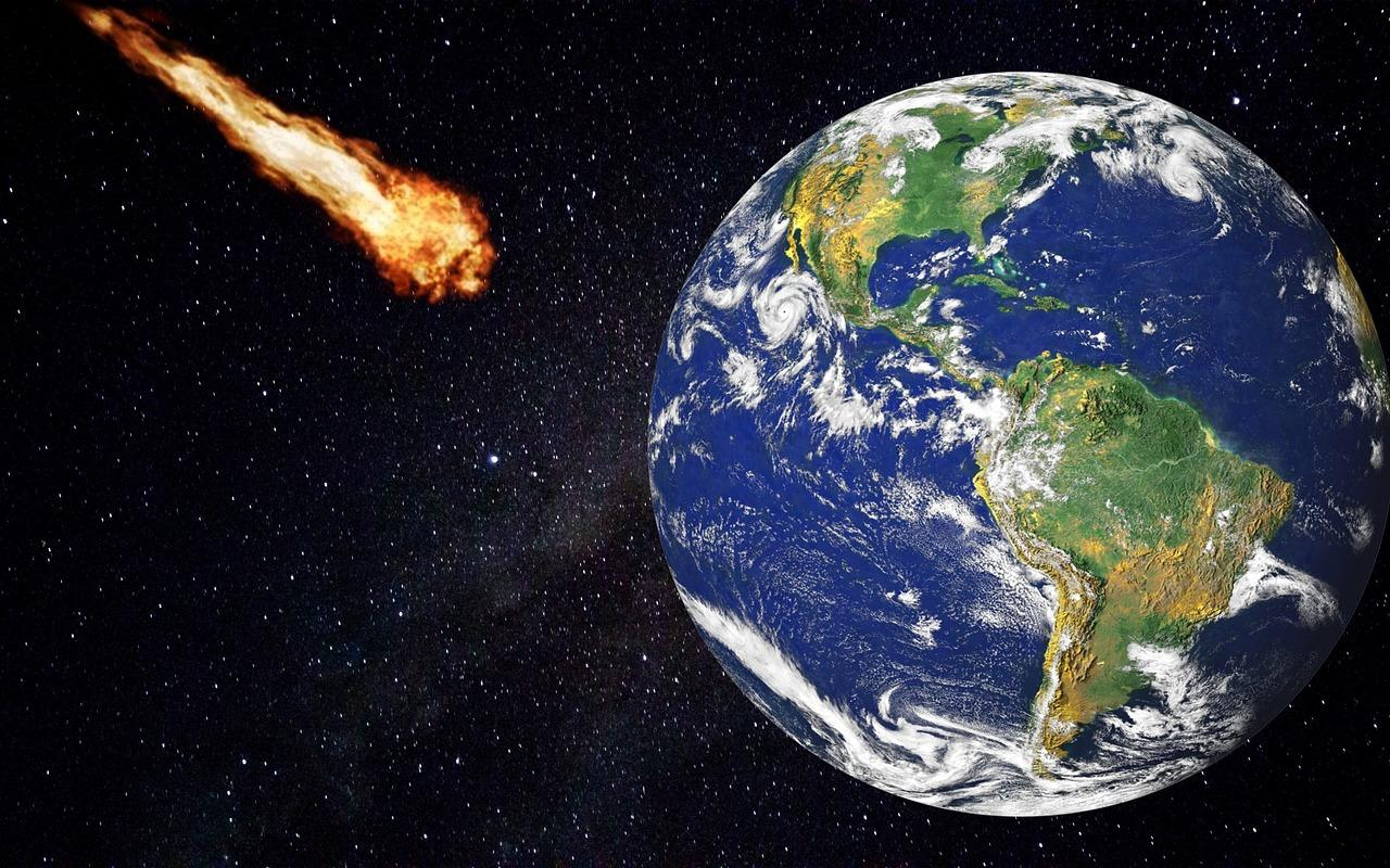 К Земле в октябре 2020 года приближается огромный астероид