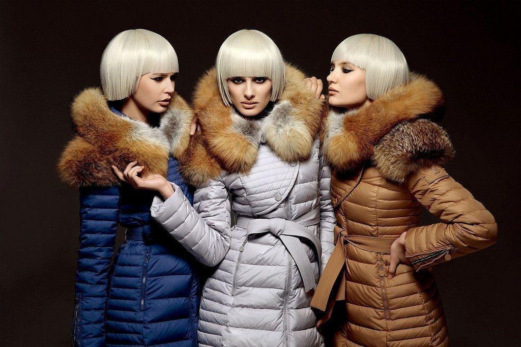 Самые теплые куртки