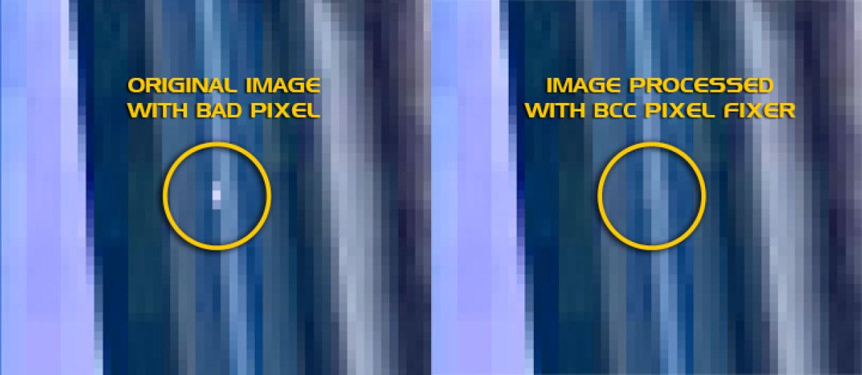 Boris FX | BCC Pixel Fixer