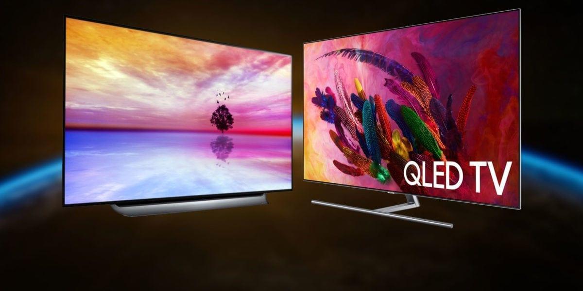 OLED или QLED — разбираемся, в чем разница