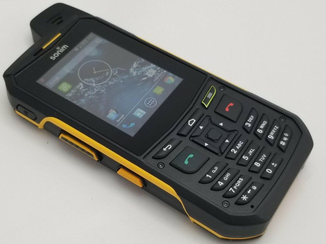 Кнопочный телефон с Ватсапом