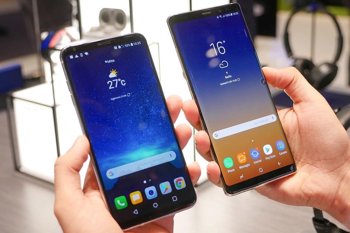 Перенос данных с Samsung на Samsung