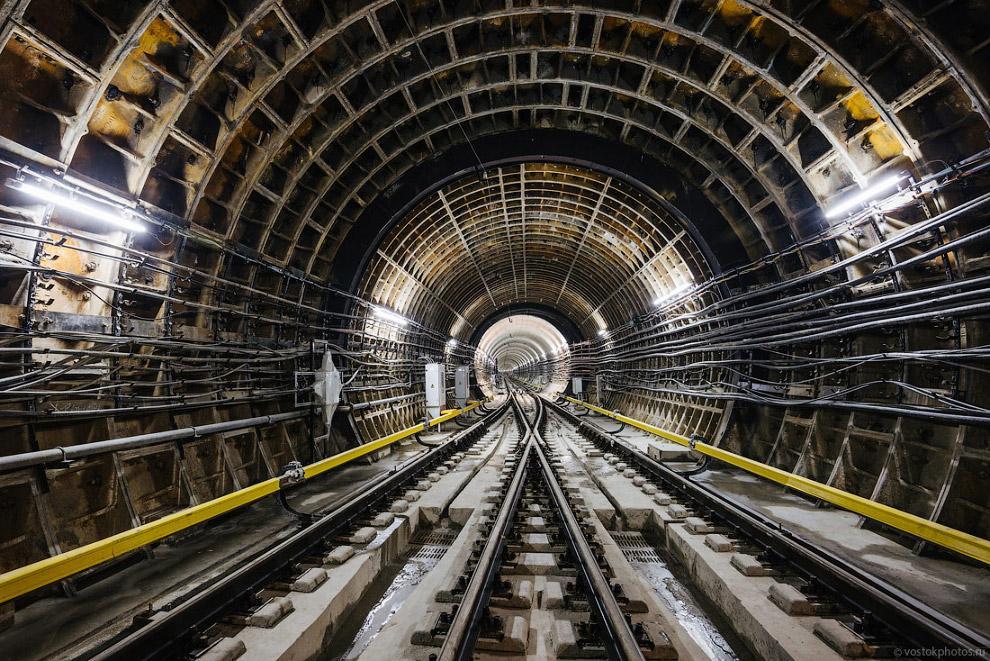 Самый длинный перегон в Московском метро
