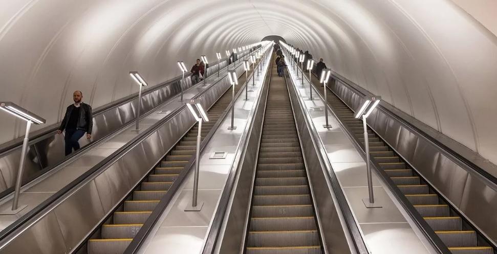 Самая глубокая станция Московского метро