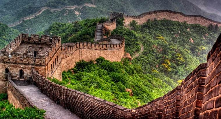 Факты о китайской стене
