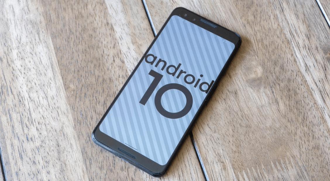 Как обновиться до 10 Андроида