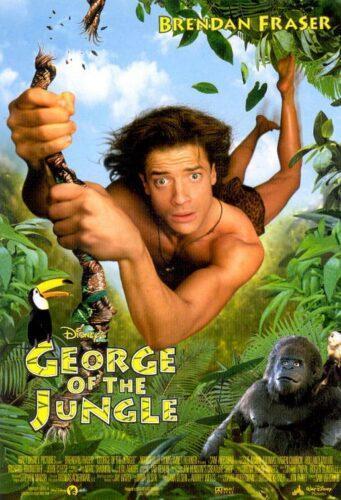 Джордж из джунглей (фильм) — Википедия