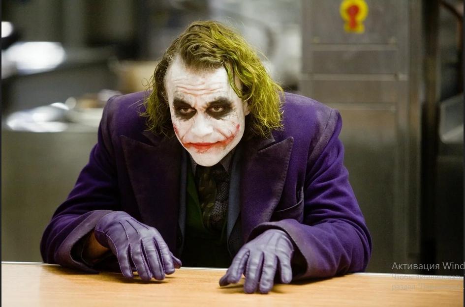 Все фильмы, где был замечен Джокер
