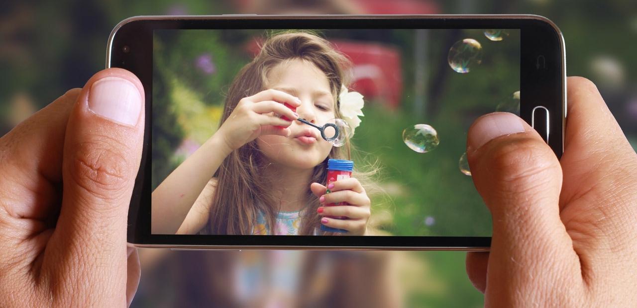 Как сделать фото из видео на телефоне