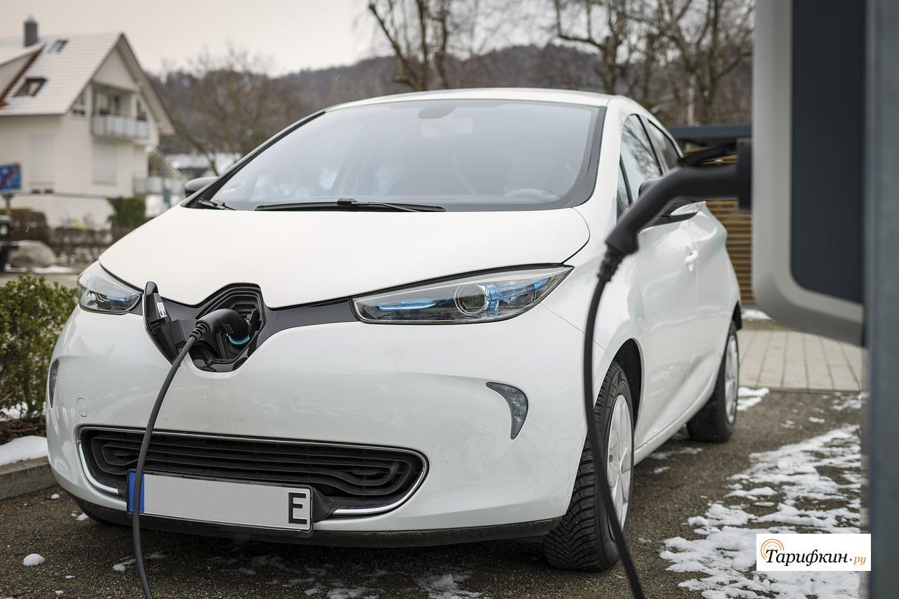 МГТС запускает бесплатные зарядки для электромобилей