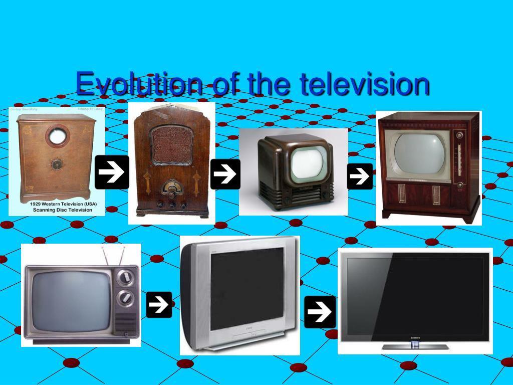 Кто придумал телевизор