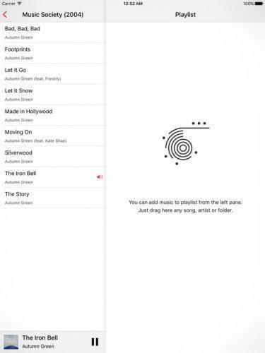 скачивание музыки на Айфон