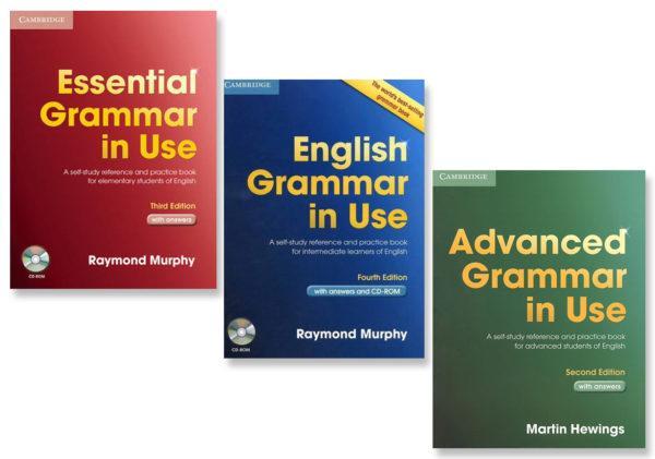 Грамматика Murphy серии In Use: как правильно выбрать книгу? | OK English